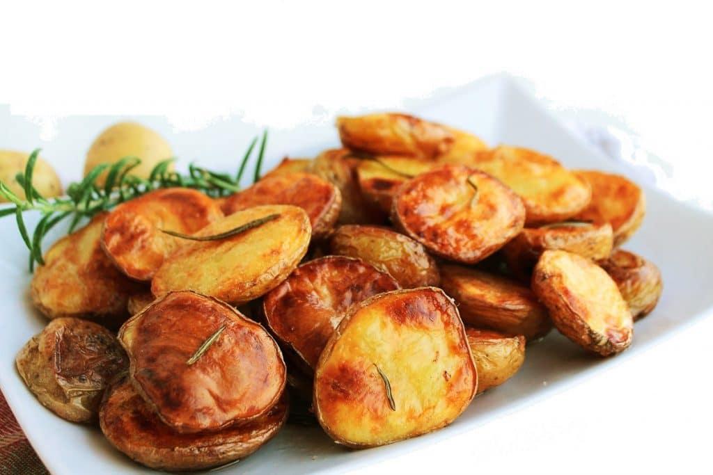 Le patate al coppo